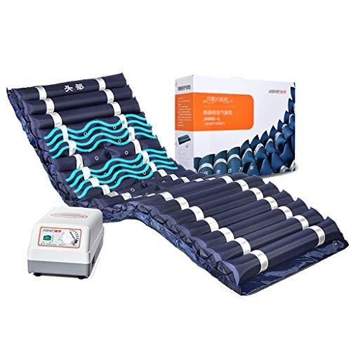 Airflow Mattress Medizinische Luftmatratze Mit Mikrolochdüse Und Schneller Entleerungsfunktion, Verhindert Dekubitus Der Dekubitus-Druckluft-Massagekissen - Inklusive Wechseldruckpumpe