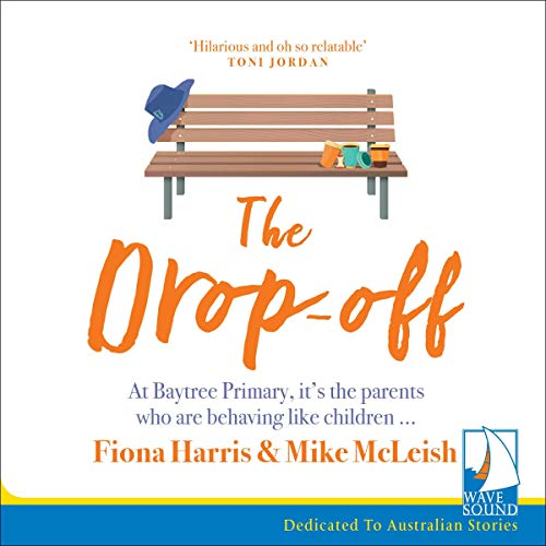 The Drop Off cover art
