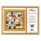 Riley Blake Designs 0620454 Party Patch Quilt Kit in