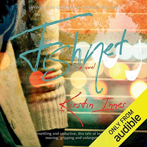 Fishnet audiobook cover art