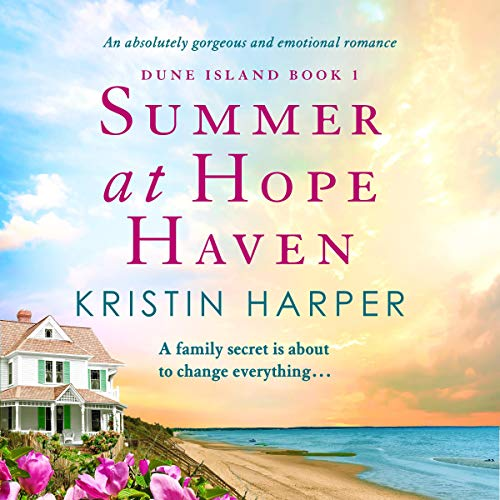 Summer at Hope Haven cover art