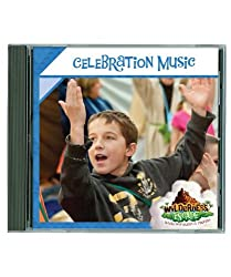 VBS-Disc-Wilderness Escape-Celebration Music