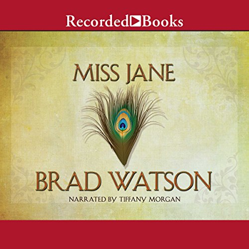 Miss Jane audiobook cover art