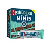 Clif Bar Builder's Protein Mini Bar - Box of 10 (Chocolate Mint)