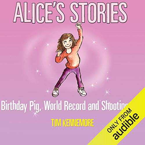 Alice's Stories copertina