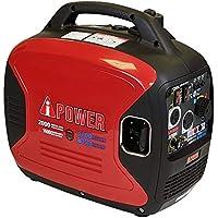 A-iPower SUA2000iD 2000 Watt Digital Enclosed Inverter Dual Fuel Generator