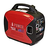 A-iPower SUA2000iD 2000 Watt Dual Fuel Portable...