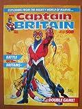 Captain Britain #5, May 1985