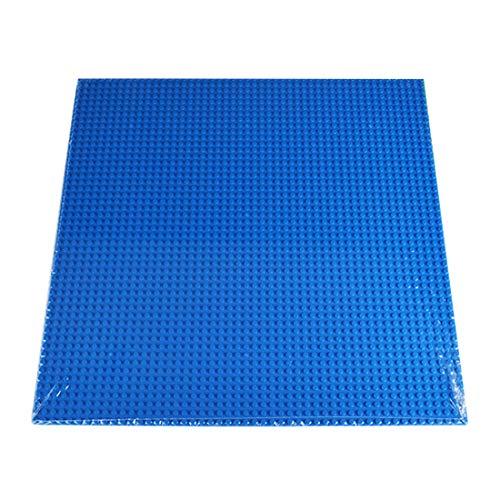 SENG Grundplatten 50 x 50 Loch Classic Bausteine Bauplatten Grundplatte Puzzle Spielzeug für Kinder, Kompatibel mit Lego