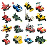 Mini Buildable Vehicles Set of 1...