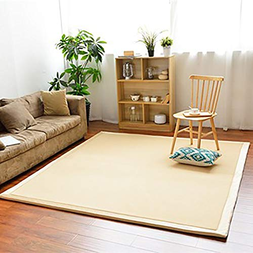 Save %23 Now! WSZGR Yoga Mat Exercise Pads Gym Carpet,Children Play Crawling Mat,Thicken Not-Slip Co...