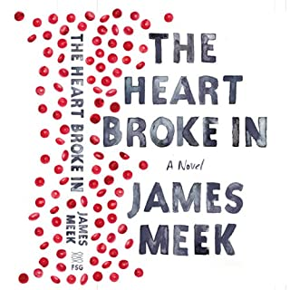 The Heart Broke In audiobook cover art