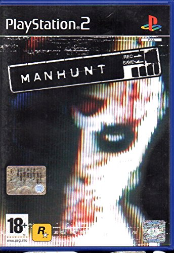 Manhunt-(Ps2)