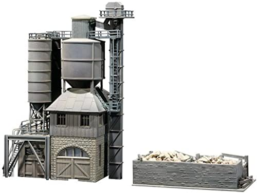 Faller 130951 Old Concrete Mixing Plant Era II by Faller