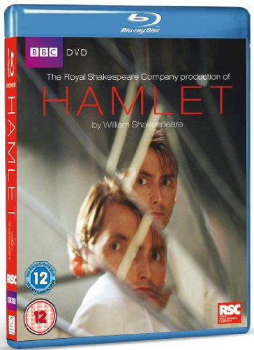 Hamlet (David Tennant) [Blu-ray] [UK Import]