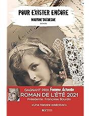 Pour exister encore - Gagnant Prix Femme Actuelle Roman de l'été 2021