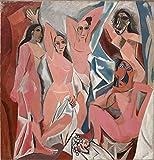 Berkin Arts Pablo Picasso Giclée Toile Imprimer Peinture Décoration...