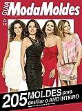 Guia Moda Moldes 02 (Portuguese Edition)