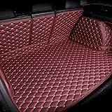 Para Peugeot 4008 2012-2016 Alfombrilla Para Maletero De Coche Personalizada, Cuero, Cobertura Completa, Almohadilla Impermeable Accesorios De Estilo AutomáTico