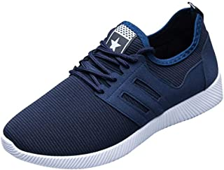 Oyedens Casual da Uomo in Mesh Sportive Scarpe da Corsa Traspiranti estive Sneakers Basse Scarpe Uomo Sportive Sneaker Tra...