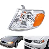 Driver Side Parking/Turn Signal Light Assembly Fit for 2001-2002 Toyota Corolla