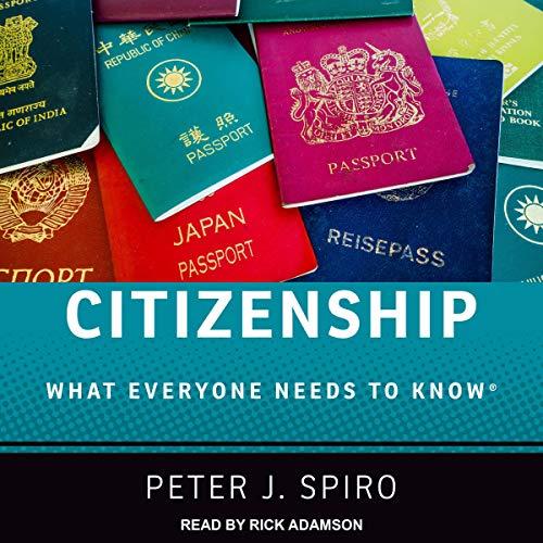 Couverture de Citizenship