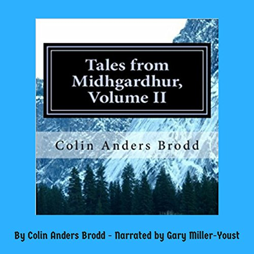Tales from Midhgardhur, Volume II  By  cover art