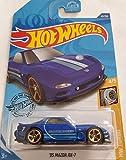 Hot Wheels 2020 Hw Turbo '95 Mazda RX-7, Blue 43/250