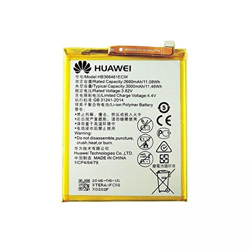 Mr Cartridge Batteria di ricambio per Huawei P9 lite VNS-L31 L23 HB366481ECW