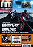 MOTO MAGAZINE [No 177] du 01/05/2001 - VOXAN 1000 SRAMBLER - COMPARATIF ROADSTERS ROUTIERS - KAWASAKI - YAMAHA - SUZUKI - HONDA...