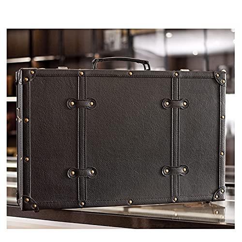 NACHEN Mallette de Transport pour Coiffeur, boîte à Outils Portable en Aluminium, Trousse de Coiffure pour styliste de Voyage.