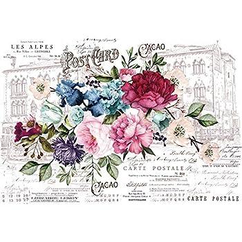 Prima Marketing Inc Redesign Transfer - Imperial Garden Mixed