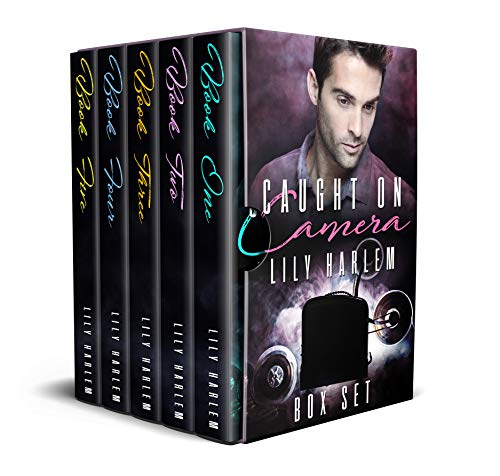 Caught On Camera Complete Series: Gay Erotic Romance (English Edition)