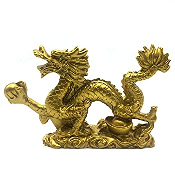 Best chinese dragon sculptures Reviews
