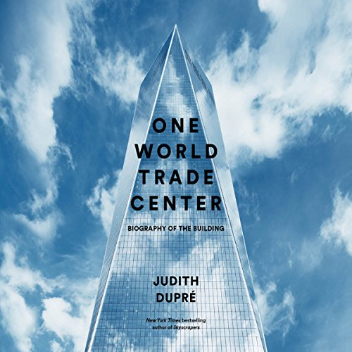 One World Trade Center audiobook cover art