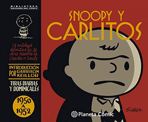 Snoopy y Carlitos 1950-1952 nº 01/25 (Cómics Clásicos)