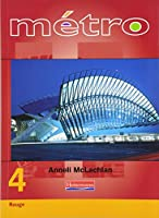 Metro 4 Higher Student Book (Metro for Key Stage 4)