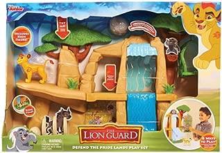 Disney Lion Guard Battle for The Pride Lands Play Set