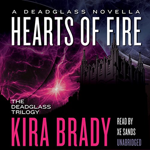 Hearts of Fire audiobook cover art