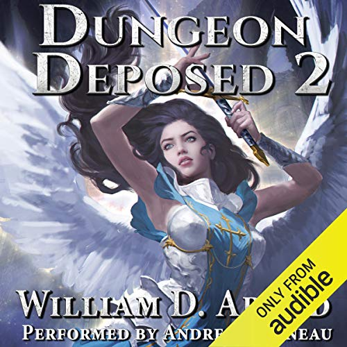 Dungeon Deposed: Book 2 audiobook cover art