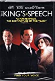 The King's Speech by The Weinstein Company and Anchor Bay Entertainment