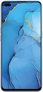 هاتف اوبو رينو 3 برو ثنائي شرائح الاتصال - 256 جيجا، ذاكرة رام 8 جيجا، الجيل الرابع ال تي اي - ازرق لون الشفق