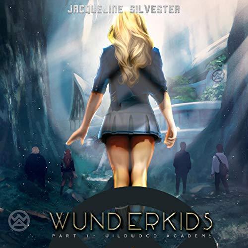 Wunderkids audiobook cover art