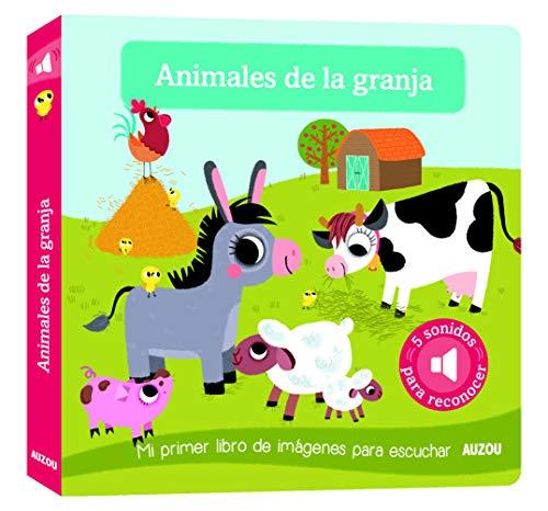 Libro de sonidos. Animales de la granja