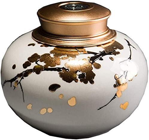 PZFC cheap Ranking TOP19 Decorative Urns Adult Funeral Ceramics Urn Capac Large