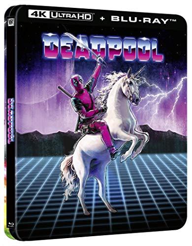 Deadpool [4K Ultra HD + Blu-Ray-Édition boîtier SteelBook]