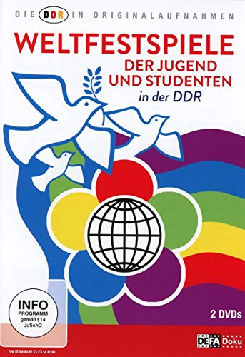 Die DDR in Originalaufnahmen - Weltfestspiele der Jugend und Studenten [2 DVDs]