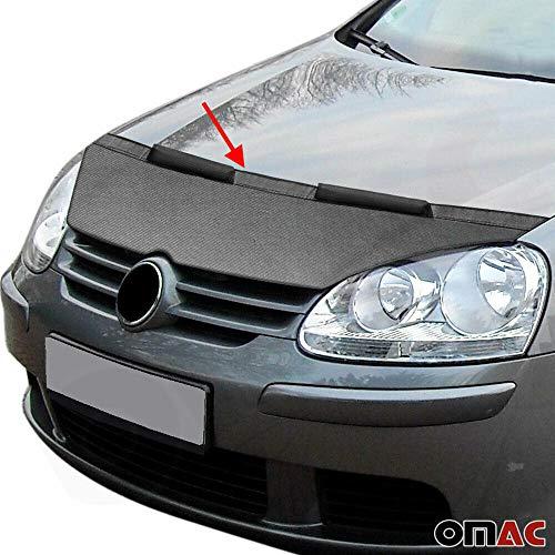 Haubenbra Bonnet Bra für Golf 5 V 2003-2008 Steinschlagschutz Carbon Optik