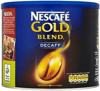 Nescafe Gold Blend Decaff 500G Case Of 6