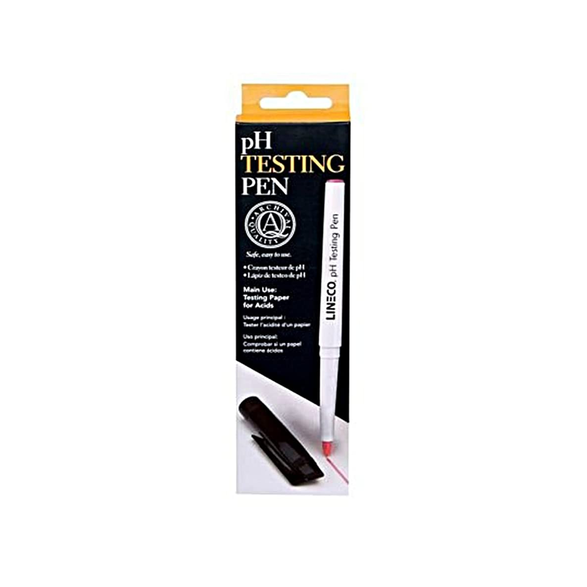 Lineco pH Testing Pen for Paper or Paperboard Products.
